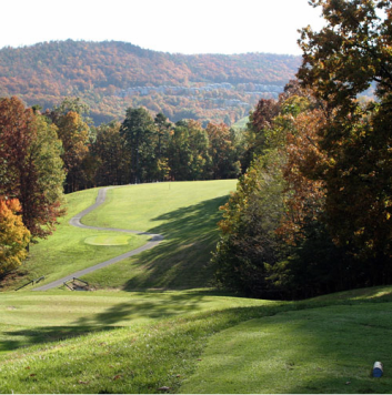 Golf Course Photo, Mountain Greens, Mcgaheysville, 22840