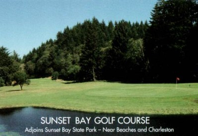 Sunset Bay Golf Course,Coos Bay, Oregon,  - Golf Course Photo