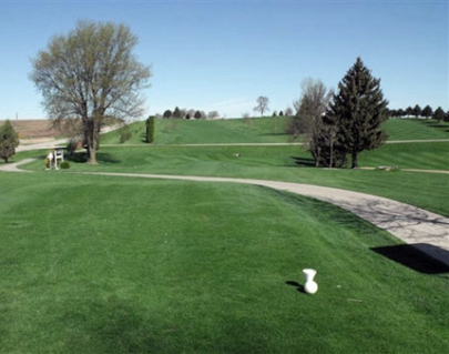 Tri-City Golf Club,Luana, Iowa,  - Golf Course Photo