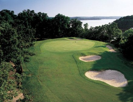 Golf Course Photo, Four Seasons Resort, Cove Golf Course, Lake Ozark, 65049