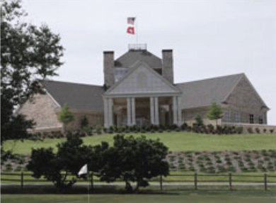 Hot Springs Golf & Country Club, Arlington