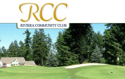 Riviera Country Club,Anderson Island, Washington,  - Golf Course Photo