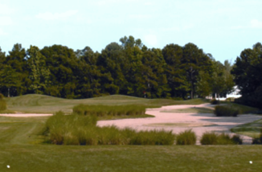 Wicked Stick Links, CLOSED 2015,Surfside Beach, South Carolina,  - Golf Course Photo