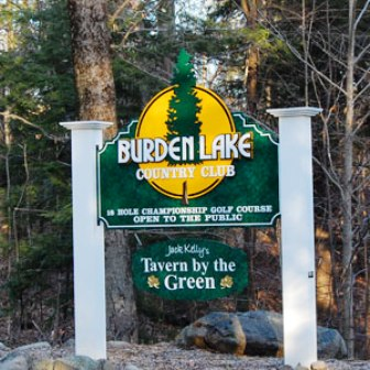 Burden Lake Country Club,Averill Park, New York,  - Golf Course Photo