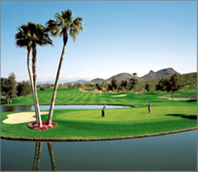 Pointe Hilton Golf Club On Lookout Mtn, The, Phoenix, Arizona, 85020 - Golf Course Photo