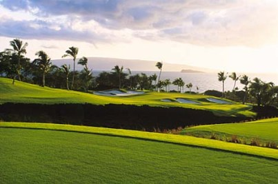 Wailea Golf Club,Wailea, Maui, Hawaii,  - Golf Course Photo