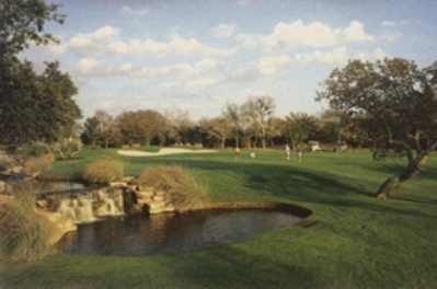 Golf Course Photo, White Wing Golf Club, Georgetown, 78626