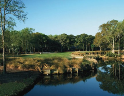 Golf Course Photo, Port Royal Golf Club, Barony Golf Course, Hilton Head Island, 29928