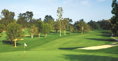 Lomas Santa Fe Country Club, Solana Beach, California, 92075 - Golf Course Photo