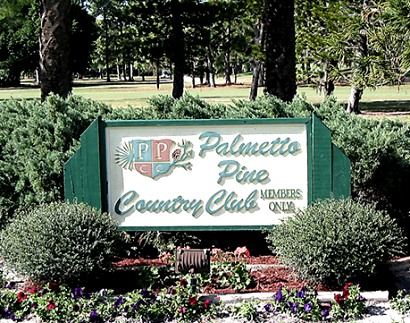 Palmetto-Pine Country Club,Cape Coral, Florida,  - Golf Course Photo