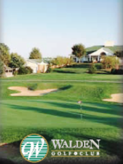 Golf Course Photo, Walden Golf Club, Crofton, 21114