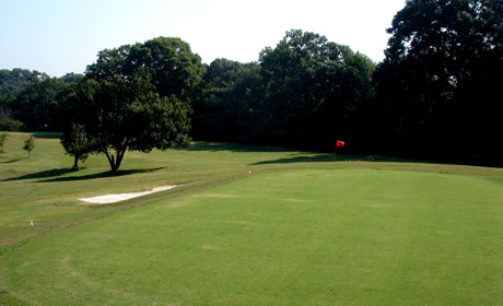 Candler Park Golf Course, Atlanta, Georgia, 30307 - Golf Course Photo