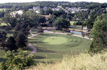 Tomahawk Hills Golf Course,Shawnee, Kansas,  - Golf Course Photo