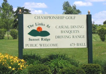 Links At Sunset Ridge,Marcellus, New York,  - Golf Course Photo