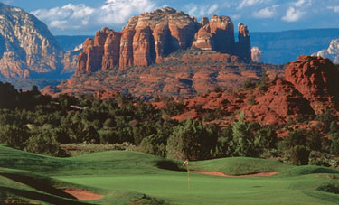 Sedona Golf Resort, Sedona, Arizona, 86351 - Golf Course Photo
