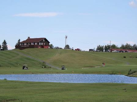 Caribou Country Club,Caribou, Maine,  - Golf Course Photo