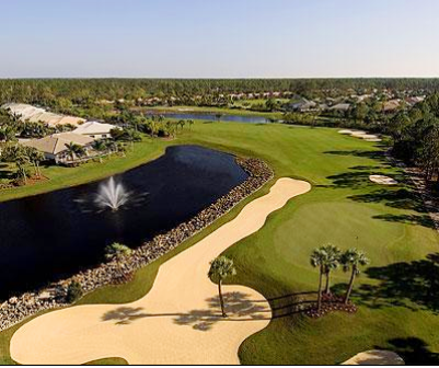 Vanderbilt Country Club,Naples, Florida,  - Golf Course Photo
