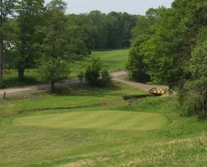 Apple Creek Country Club, Championship,Deruyter, New York,  - Golf Course Photo