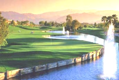 Mission Hills Country Club, Pete Dye Challenge,Rancho Mirage, California,  - Golf Course Photo
