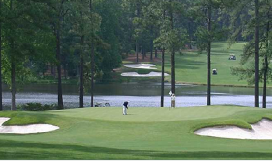 Country Club Of North Carolina, The -Dogwood,Pinehurst, North Carolina,  - Golf Course Photo