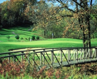 House on the Rock Resort and Golf Club, North Nine,Spring Green, Wisconsin,  - Golf Course Photo