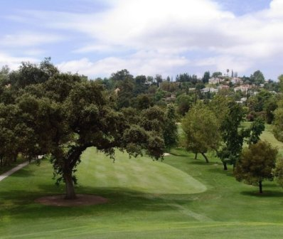 Woodland Hills Country Club,Woodland Hills, California,  - Golf Course Photo