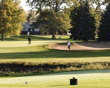 Springbrook Golf Course,Naperville, Illinois,  - Golf Course Photo
