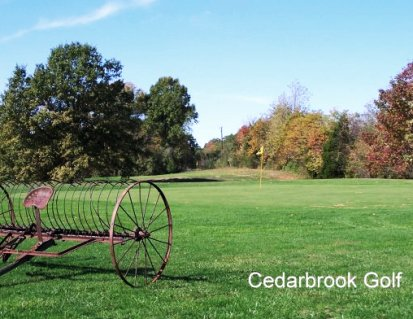 Cedarbrook Par 3 Golf Course,Sumner, Illinois,  - Golf Course Photo