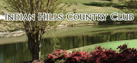 Golf Course Photo, Indian Hills Country Club, Tuscaloosa, 35406