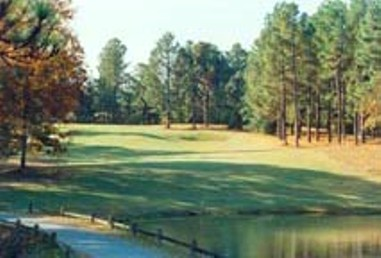 Golf Course Photo, Seven Lakes Country Club, West End, 27376