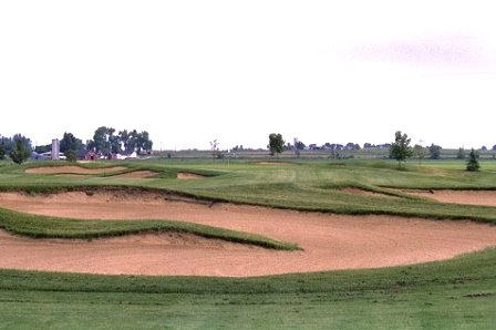 Ute Creek At Spring Valley,Longmont, Colorado,  - Golf Course Photo