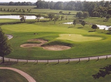 Golf Course Photo, Odyssey Golf Course, Tinley Park, 60477