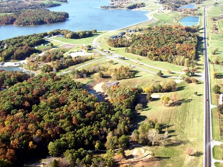 Lake Thunderhead Golf Course, Unionville, Missouri, 63565 - Golf Course Photo