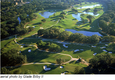 Audubon Golf Course,New Orleans, Louisiana,  - Golf Course Photo