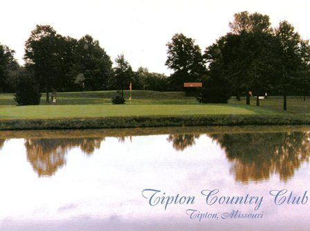 Tipton Country Club,Tipton, Missouri,  - Golf Course Photo