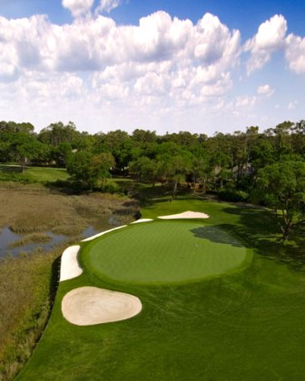 Tidewater Golf Club,North Myrtle Beach, South Carolina,  - Golf Course Photo