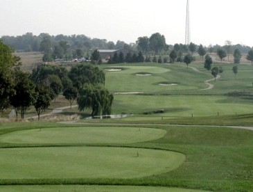 Golf Course Photo, University Club Of Kentucky, WildCat, Lexington, 40511