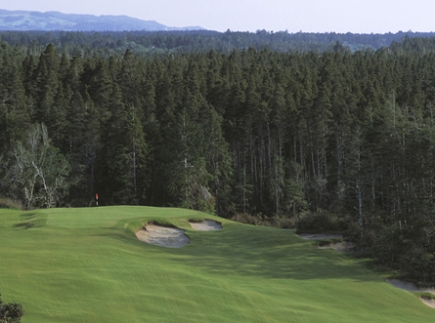 Golf Course Photo, Bandon Dunes, Bandon Trails, Bandon, 97411
