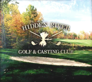 Hidden River Golf & Casting Club,Brutus, Michigan,  - Golf Course Photo