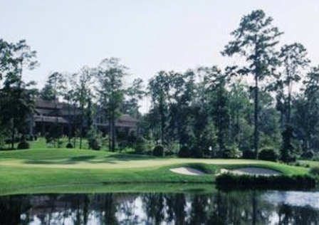 The Club At Carlton Woods, Jack Nicklaus Golf Course,The Woodlands, Texas,  - Golf Course Photo