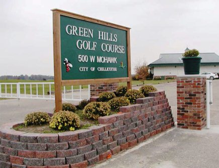 Golf Course Photo, Green Hills Golf Course, Chillicothe, 64601