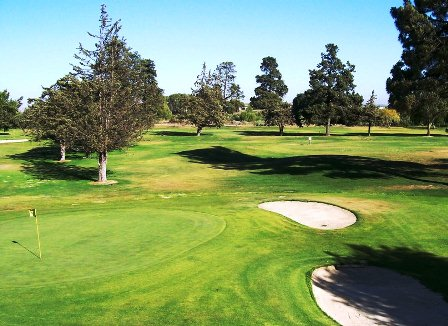 King City Golf Course, King City, California, 93930 - Golf Course Photo