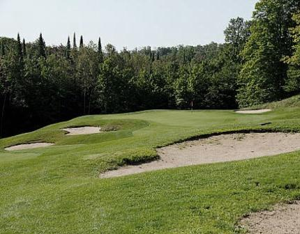 Tribute Golf Course at Ostego Club,Gaylord, Michigan,  - Golf Course Photo