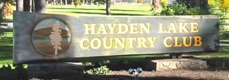 Hayden Lake Country Club, The, Hayden Lake, Idaho, 83835 - Golf Course Photo