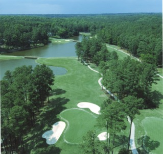 MacGregor Downs Country Club,Cary, North Carolina,  - Golf Course Photo