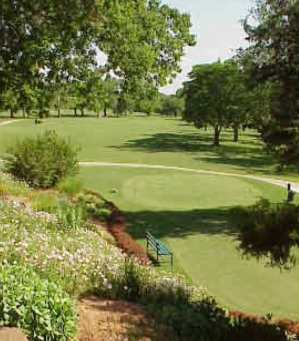 Twin Hills Golf & Country Club,Oklahoma City, Oklahoma,  - Golf Course Photo