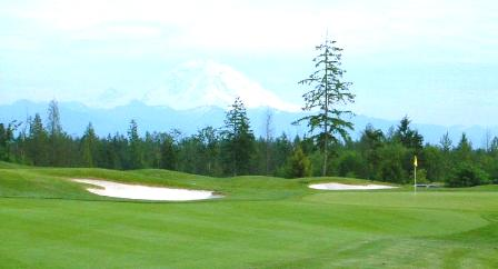 Druids Glen,Kent, Washington,  - Golf Course Photo