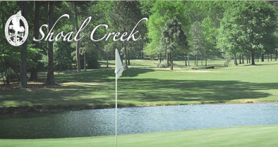 Shoal Creek,Birmingham, Alabama,  - Golf Course Photo