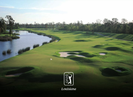 Golf Course Photo, TPC of Louisiana, Avondale, 70094