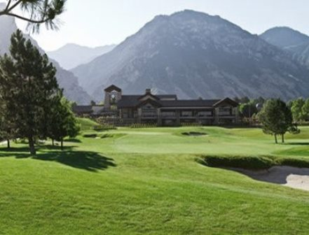 Riverside Country Club,Provo, Utah,  - Golf Course Photo